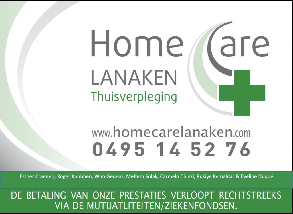 Het Homecare Team! Thuisvepleging Lanaken Verpleging aan huis Lanaken